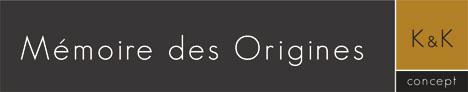MEMOIRE DES ORIGINES - NICE - FABRIQUANT - IMPORTATEUR - DECORATEUR - LOGO